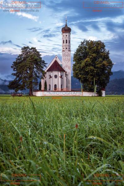 St. Coloman Kirche - 3