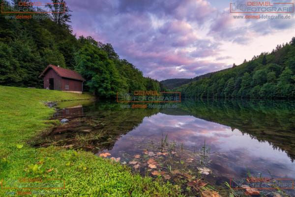 Schmalah See - Sommer 1