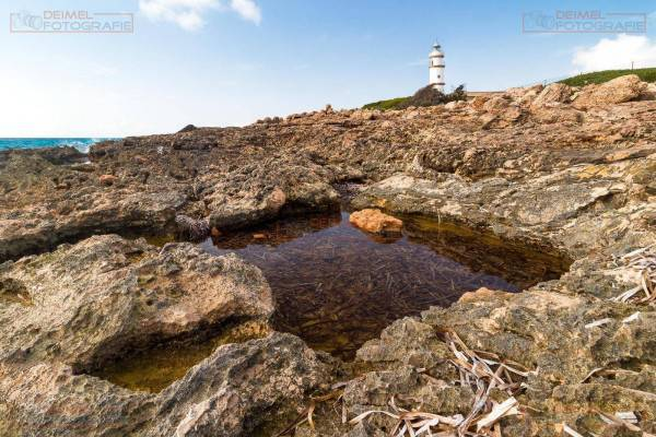 Leuchtturm Cap de Ses Salines