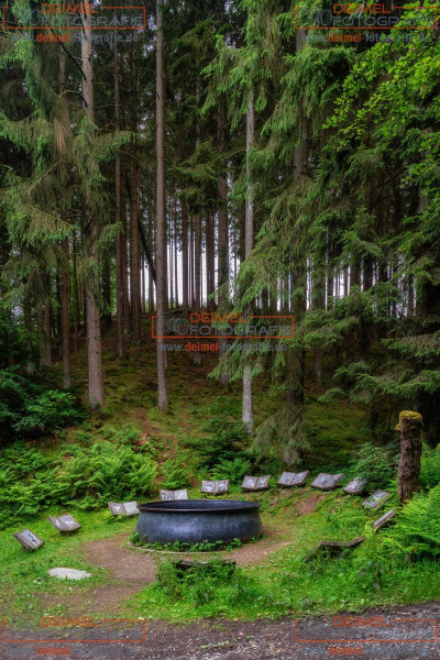 Hexenplatz Waldskulpturenweg 3