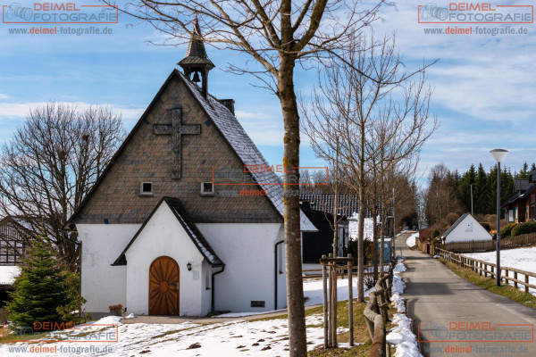 Kapelle St. Bonifatius Schanze 1