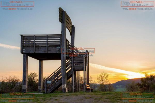 Sauerland-Stabil-Stuhl bei Liesen 1