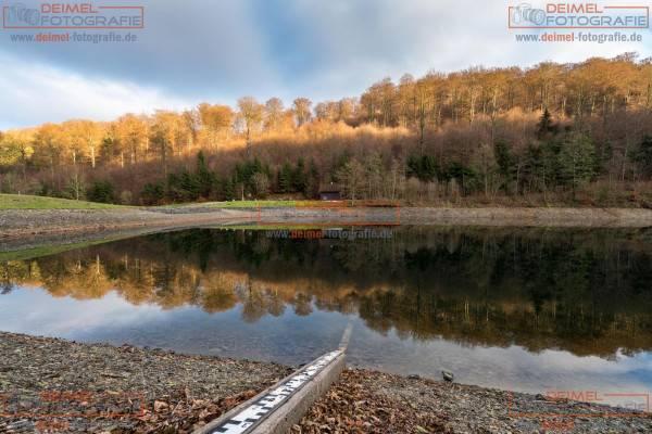 Schmalah See - Herbst 1
