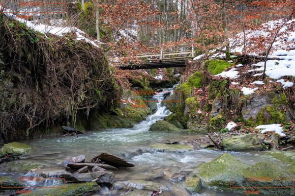Schluchten- und Brückenpfad - Frühling 2