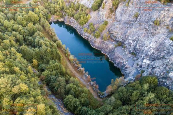 Bergsee Iberg Vogelperspektive 2