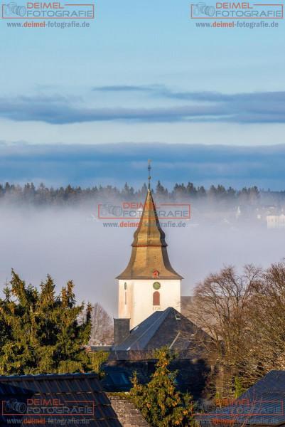 Katholische Kirche Winterberg