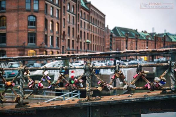 Paarschlösser Speicherstadt Hamburg