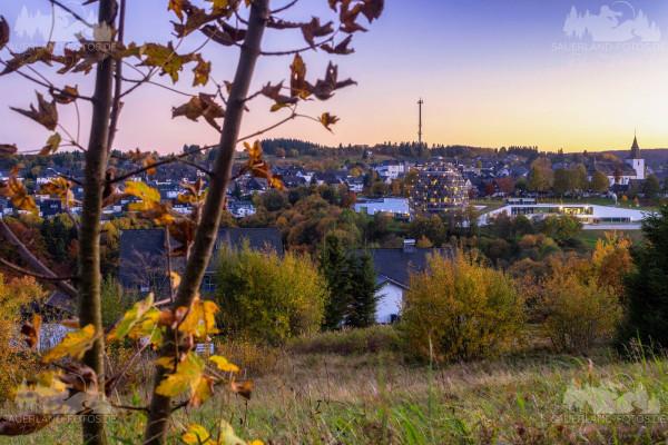 Winterberg - Herbst 1