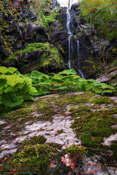 Wasserfall Plästerlegge 3