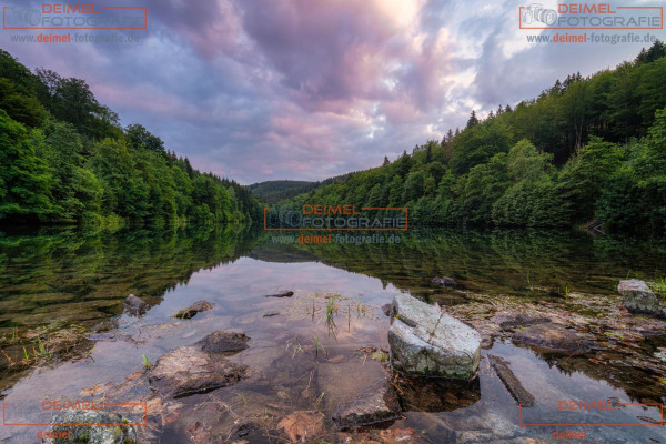 Schmalah See - Sommer 2